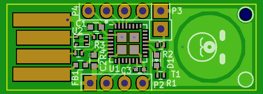 FS-BB48 PCB front side